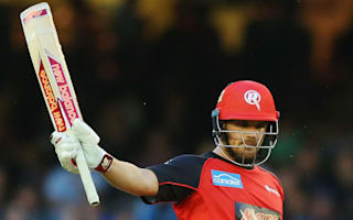 Finch, Hogg steer Renegades past Thunder