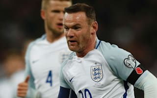Rooney out of England squad but could play for Manchester United at Middlesbrough