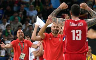 Rio 2016: Serbia beat up Australia to reach men's basketball final