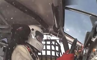 Video: World's fastest Mustang driver survives 265mph crash