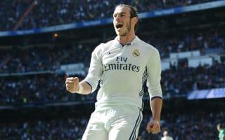 Bale to return against Espanyol, confirms Zidane