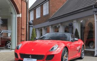 'New' Ferrari 599 GTO on sale for whopping £900k