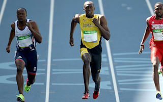 Rio 2016: Bolt slower than Gatlin in heats, Harting claims gold