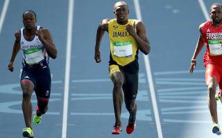 Rio 2016: Bolt slower than Gatlin in heats, Harting claims gold