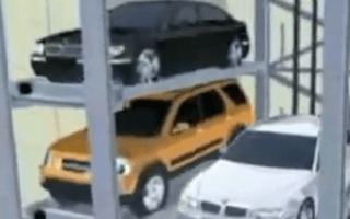 New multi-storey will park and retrieve your car at the push of a button