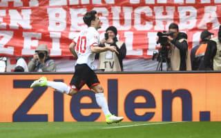 Bojan revels in landmark strike against Bayern