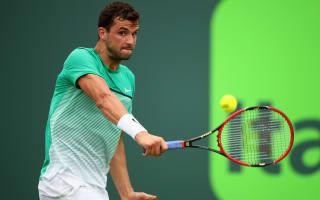 Dimitrov overcomes Murray in Miami