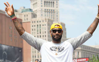 Cavs confirm new deal for LeBron James