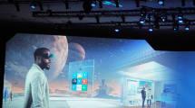 Windows Holographic llegará a los PC con Windows 10 el año que viene