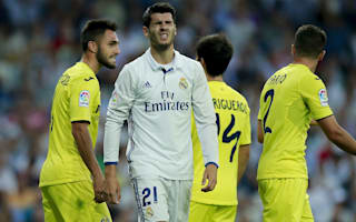 Zidane reassures Morata: This is a marathon