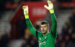Puel lauds Southampton keeper Forster after Liverpool draw