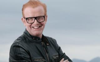 Chris Evans breaks his silence on leaving Top Gear