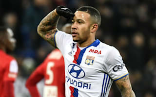 De Boer: Depay cannot afford to look like a clown - Aubameyang can