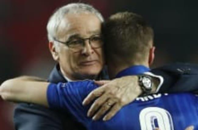 Vardy strikes to give Leicester precious away goal in Sevilla