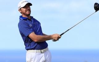 Walker grabs lead in Hawaii