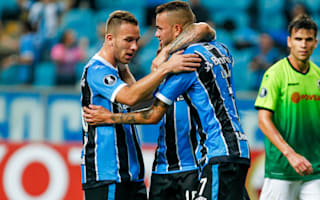 Copa Libertadores Review: Gremio storm into last 16, Guarani through