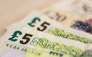 You won't be able to spend old £5 notes in two months