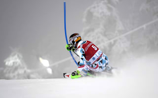 Hirscher reigns supreme in Levi slalom