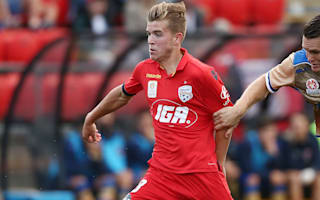 Teenager McGree named in Socceroos squad