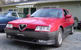 Incredibly rare Alfa Romeo 164 V6 Q4 goes on sale in Canada