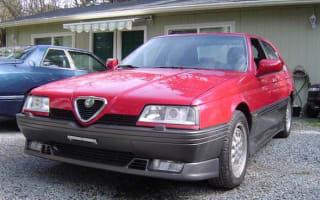 Incredibly rare Alfa Romeo 164 V6 Q4 goes on sale in Canada