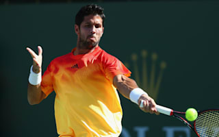 Verdasco ends trophy drought in Bucharest
