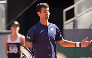 Djokovic relieved to be getting his mojo back
