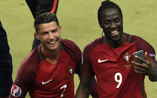 Eder: Ronaldo told me I would score the winner