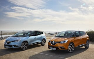 Renault announce pricing for Scénic and Gran Scénic