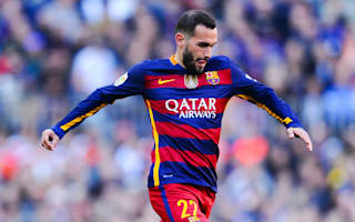 Barca's Vidal ruled out of Atletico clash