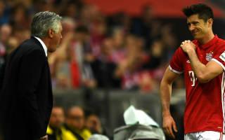 Bayern breathe sigh of relief over Lewandowski injury ahead of Madrid clash