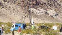 Los defensores de la Tierra plana lanzan su primer cohete casero