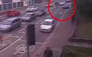 Man convicted after being caught using fake police sirens to avoid traffic