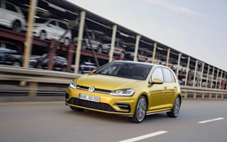 First Drive: Volkswagen Golf