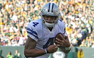 Prescott passes Brady for NFL record