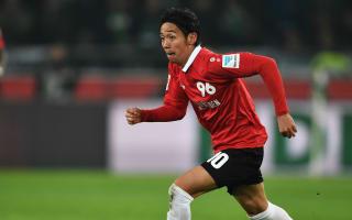 Sevilla announce Kiyotake signing