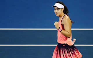 Davis and Konjuh set for Auckland showdown
