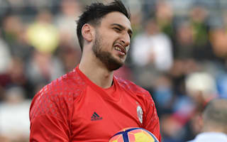Apologetic Donnarumma won't let head drop after Milan howler