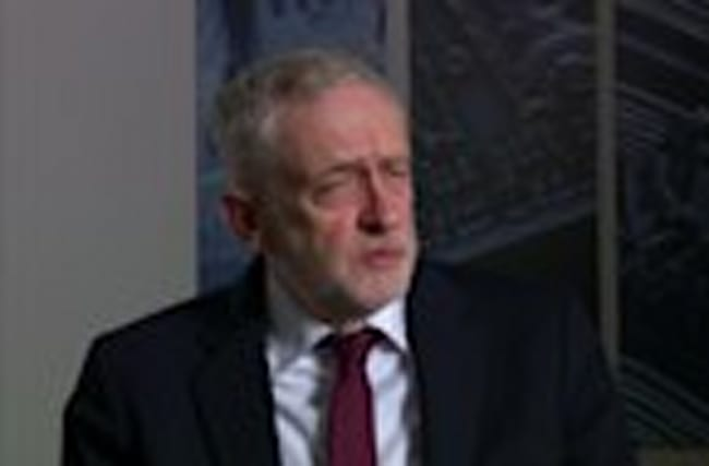 "UK opposition leader Corbyn calls London terror attack ""dreadful"""