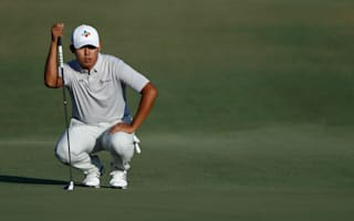 Players history-maker Kim out of Byron Nelson
