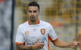 A-League Review: Brisbane Roar go third after MacLaren winner