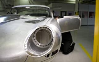 Jaguar to build six new 'Lightweight' E-Types