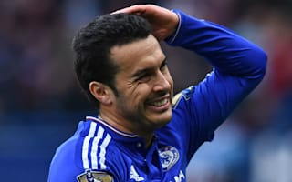Pedro suffers broken nose in household incident, confirms Hiddink