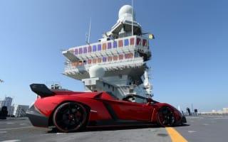 Lamborghini Veneno Roadster gets first public airing