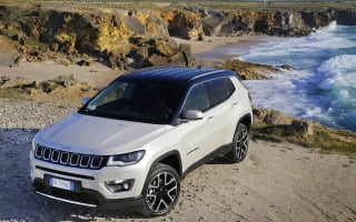 First Drive: Jeep Compass