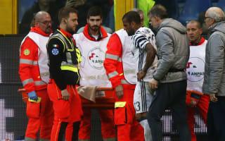 Juventus confirm broken leg for Dani Alves