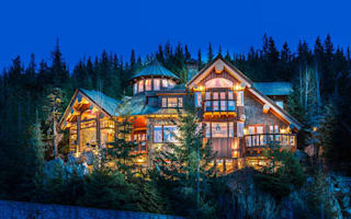 World's most extraordinary ski chalets