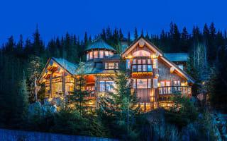 World's most extraordinary ski chalets