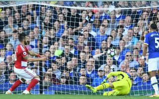 Referee mistake got Everton going - Koeman