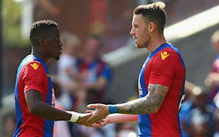 Palace beat Valencia as Premier League sides complete pre-season